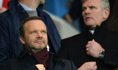 Изпълнителният директор на Манчестър Юнайтед напусна УЕФА