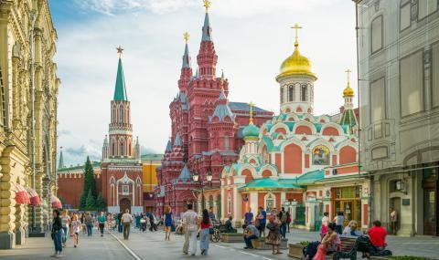 Мюсюлманското население на Русия стремително расте