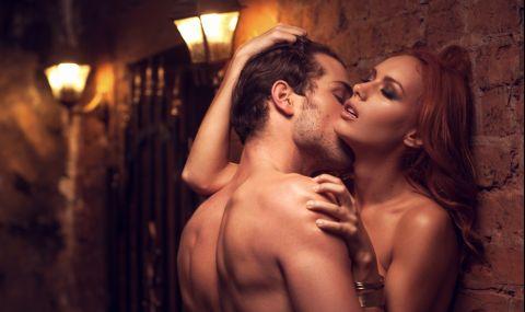 Червенокосите жени обичат най-много нетрадиционния секс - 1