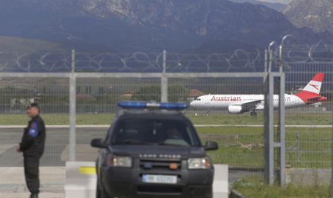 Летището в Тирана стартира работа