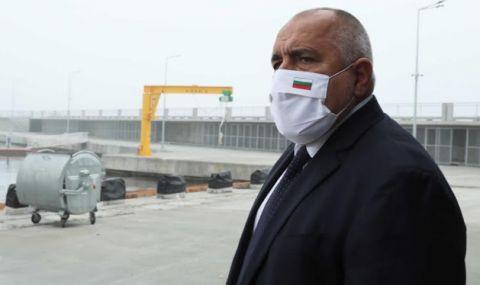 Бойко посети Варна, но не