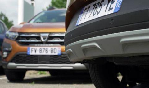 Dacia пуска тайно оръжие за борба с драскотините  - 1