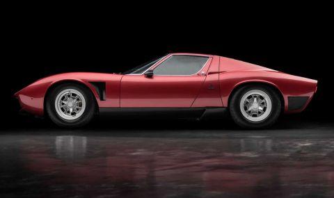 Едно от най-редките класически Lamborghini-та бе обявено за продажба - 2