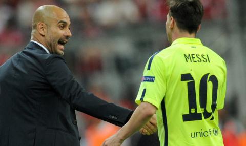 Един от кандидатите за президент на Барселона иска Гуардиола обратно в тима