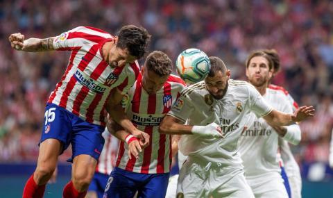 Със 70% си намалиха заплатите футболистите на Атлетико и ще подпомагат служителите