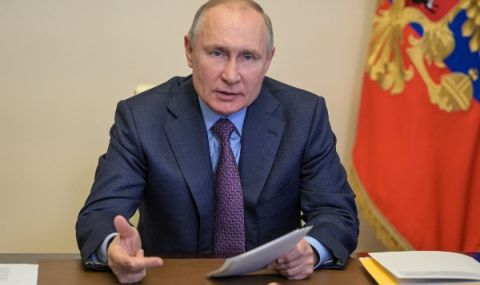 Путин е изкарал 10 милиона