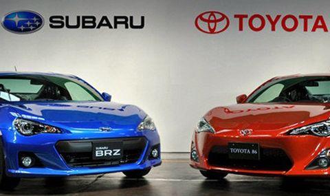 Subaru и Toyota спират своите фабрики - 1