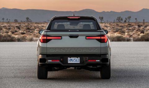 Hyundai представи пикап, който най-вероятно няма да стигне до Европа - 5