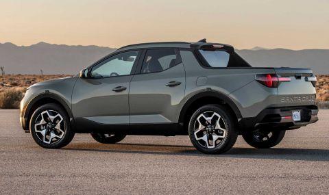 Hyundai представи пикап, който най-вероятно няма да стигне до Европа - 4