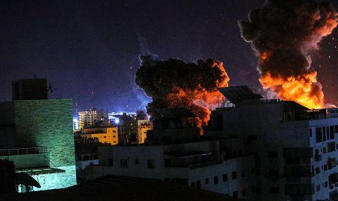 Израел: Продължаваме с ударите