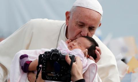 Папата направи важни послания в Нагасаки