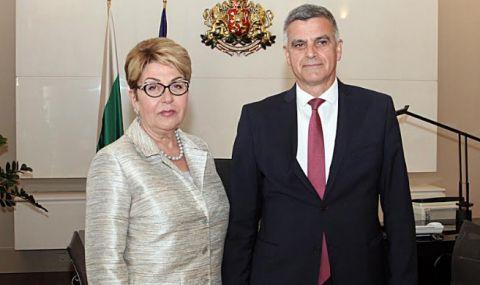 Премиерът се срещнна с руския посланик у нас