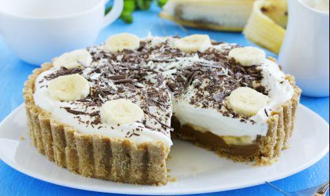 Рецепта на деня: Торта Банофи