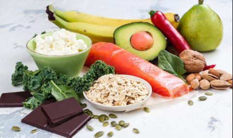 4 храни за повишаване на енергията