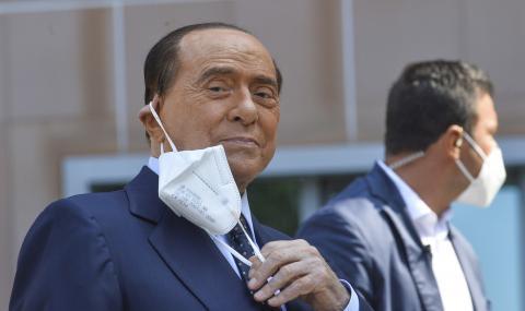 Берлускони е дал отново положителен резултат за коронавирус
