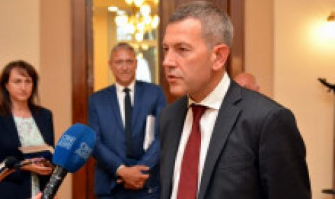 Георги Тодоров: Възстановихме диалога с браншовите организации - 1
