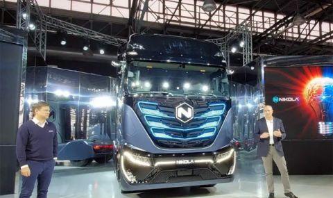 Електрическите камиони Nikola ще се произвеждат в завода на Iveco - 1
