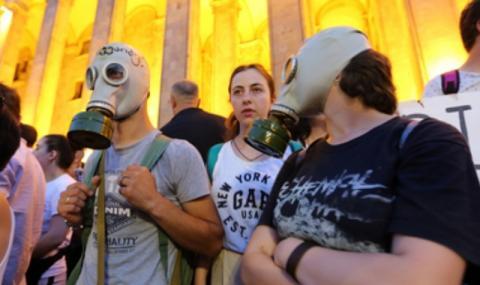 Антируски протести: Какво се случва в Грузия?