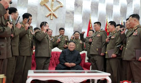 Ким Чен Ун е получил експериментална ваксина