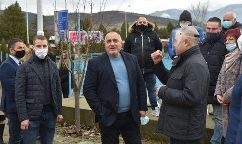 Борисов в Симитли: Спасението ни е да запазим единство - 2