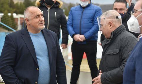Борисов в Симитли: Спасението ни е да запазим единство - 1