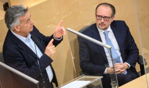 Отхвърлиха вота на недоверие в Австрия - 1