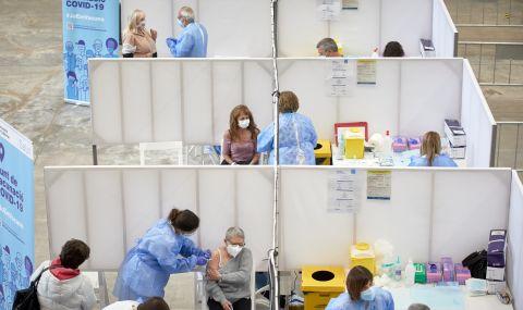 """Разпределят ваксини на """"Джонсън и Джонсън"""""""