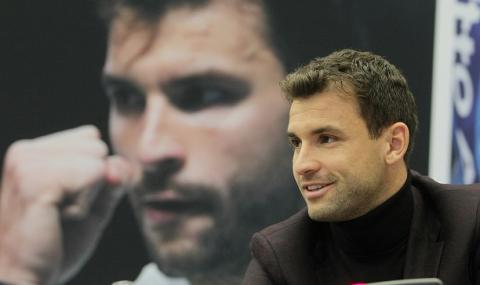 Гришо няма да играе за България на ''Купа Дейвис'', но...