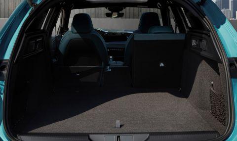 Новото Peugeot 308 SW показа, че комбитата също могат да са стилни - 2