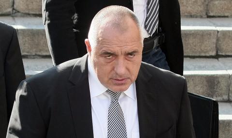 Който е записвал Борисов, той ще го загроби