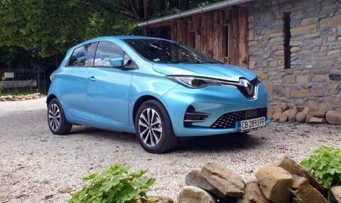 Renault се отказва от най-продавания си електрически модел - 1
