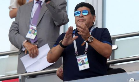 Баща на колко точно деца е бил Марадона? Някои твърдят, че може би са 11!