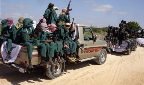 Американски въздушен удар в Сомалия срещу лидер на Аш Шабаб - 1