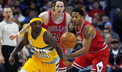 Чикаго Булс отново победи в НБА - 1
