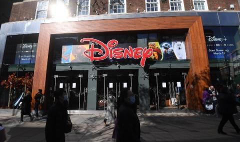 Нов голям успех за Disney