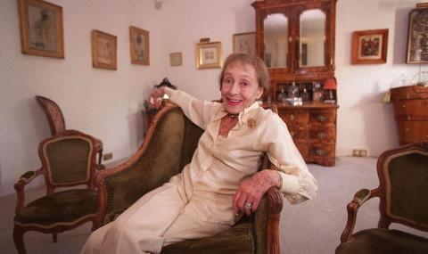 """Почина 104-годишната носителка на """"Оскар"""" Луис Рейнър - 1"""