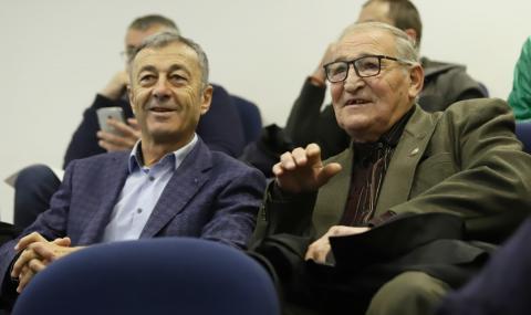 Димитър Пенев: Победа за старото ЦСКА, младото не го познавам още