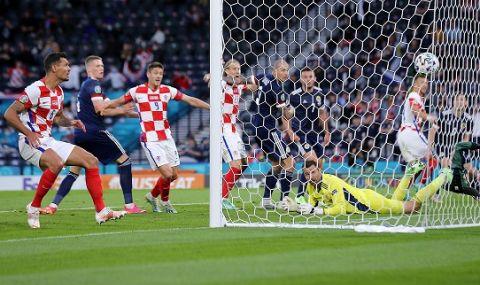 UEFA EURO 2020: Хърватия спечели с класа срещу Шотландия и се класира за 1/8-финал - 1