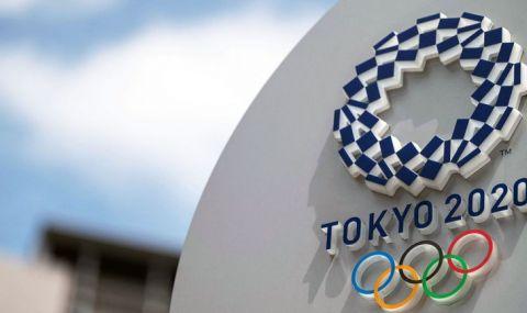 Гръмотевична буря удари игрите в Токио - 1