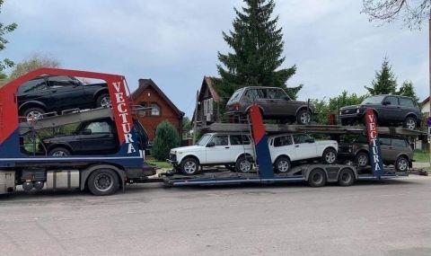 """Дилърите не смогват със """"сивия"""" внос на нови Lada Niva за европейския пазар - 1"""