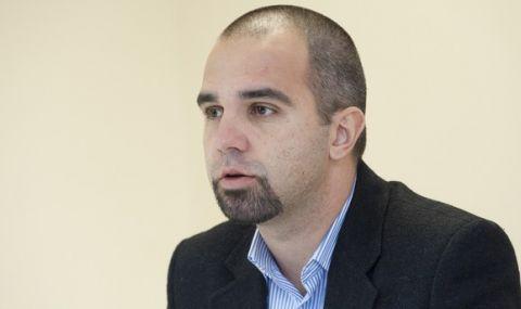 Първан Симеонов: ГЕРБ искат да гледат сеира на другите