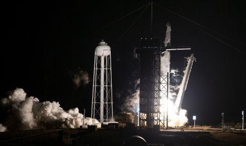 Космическият Дракон се разкачи от МКС