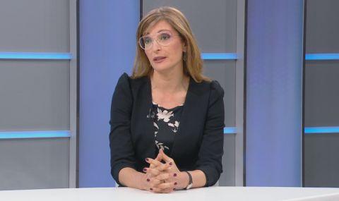 Екатерина Захариева: ГЕРБ ще предложи друг премиер