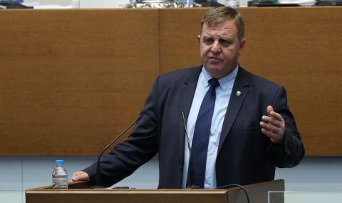 Каракачанов: България не е давала безрезервна подкрепа на Скопие