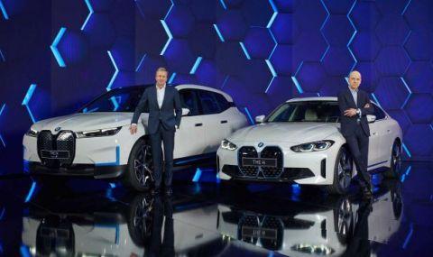 BMW поръча батерии за над 20 милиарда евро - 1
