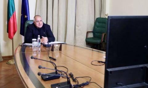 Борисов пред FAZ: Престъпни машинации и рухване на банки вече са невъзможни