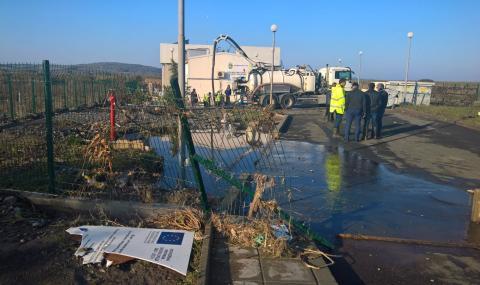 Нанков: Няма да допуснем екокатастрофа в Бургаско