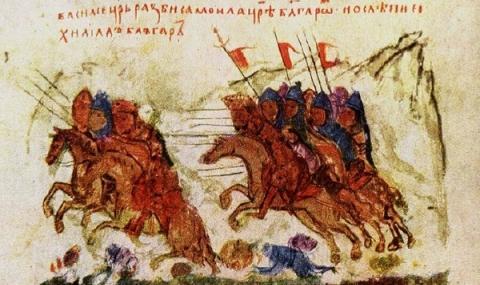 20 август 917 г. Победата на цар Симеон при Ахелой