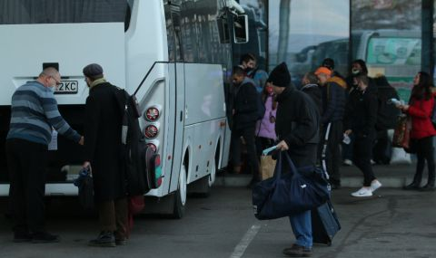 Арестуваха млад мъж, подал фалшив сигнал за бомба в автобус по линията София – Гоце Делчев