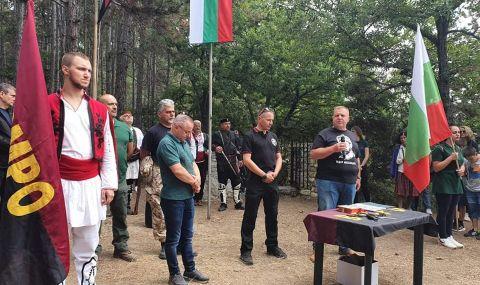 Каракачанов: Продължаваме битката за българщината - 1